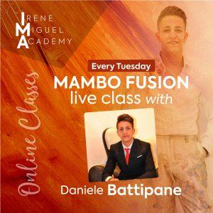Mambo Fusion Live Class
