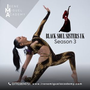 The new Black Soul Sisters Season is starting in October (In Person)